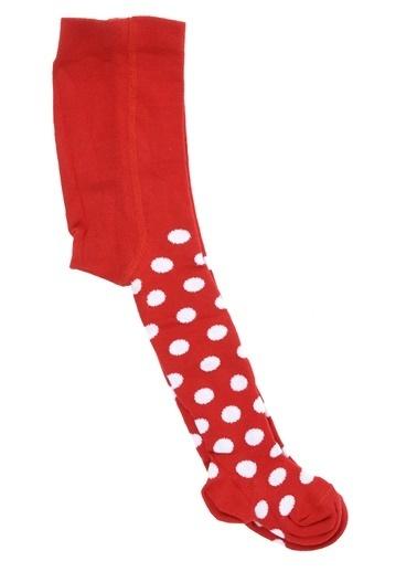 Soo be Külotlu Çorap Kırmızı